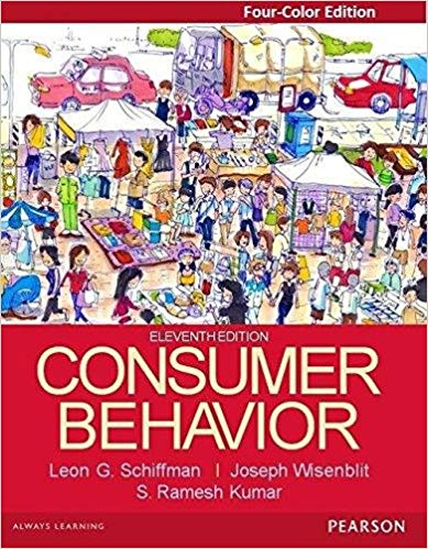 Test Bank for Consumer Behaviour