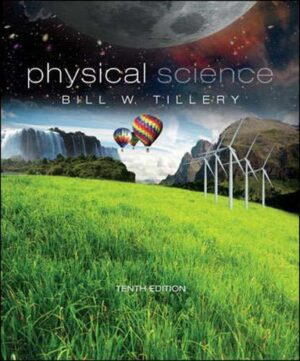 Solution Manual for Physical Science